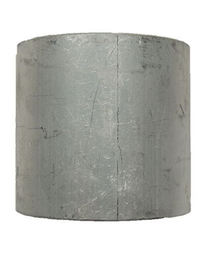 Cople Aluminio rígido cédula 40 a prueba de explosión