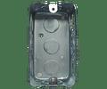 Cajas de metal/Chalupas 2X5''