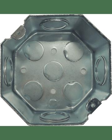 Caja Octagonal de 4''