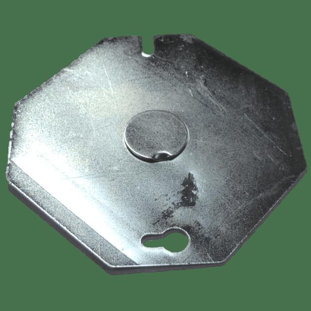 Tapa ciega octagonal 4