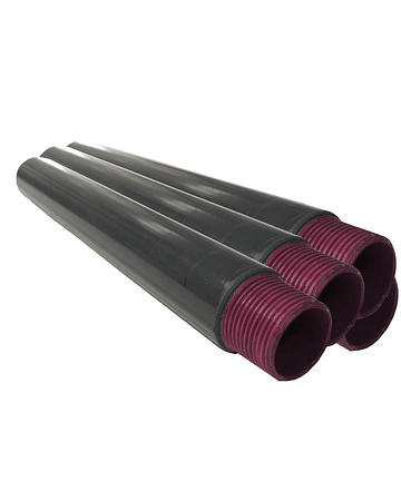 Explosion-proof PVC coated pipe Schedule 40