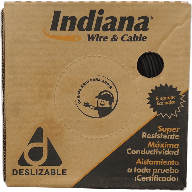 CAJA CABLE INDIANA 14 AWG (100m)