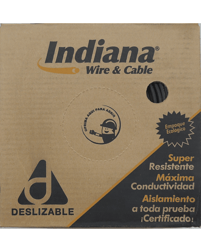 Cable Calibre 8 Indiana