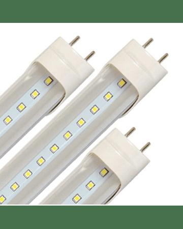 Tubo LED T8 18W Transparente