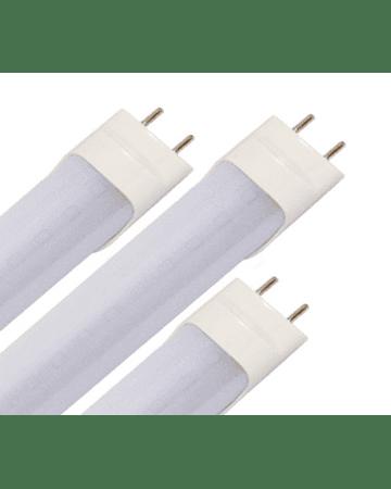 Tubo LED T8 18W Opalino