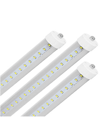 Tubo LED T8 36W Slim Transparente