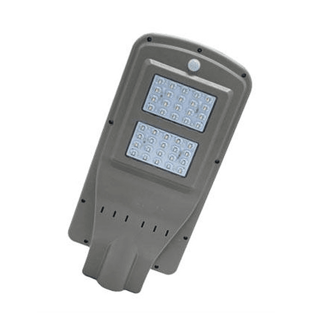 Luminaria vial LED Solar 40W