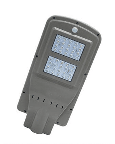 Luminaria vial LED Solar 60W
