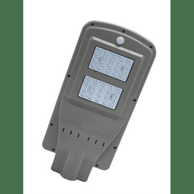 Luminaria vial LED Solar 60W