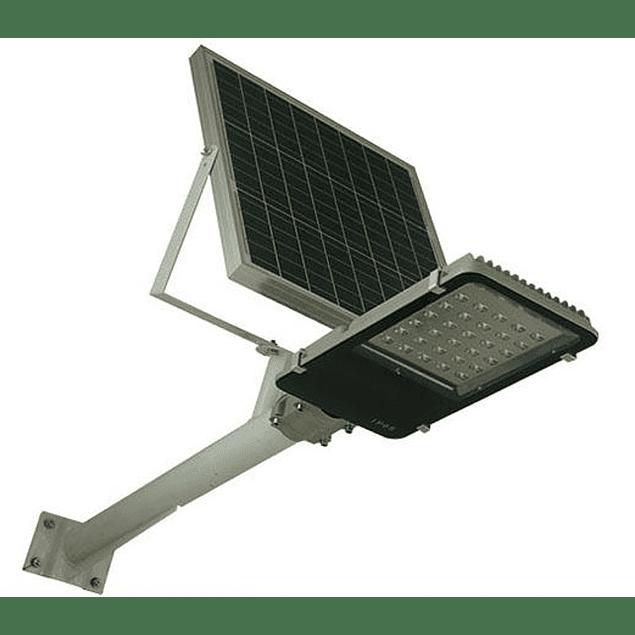 Luminaria vial LED Solar 100W