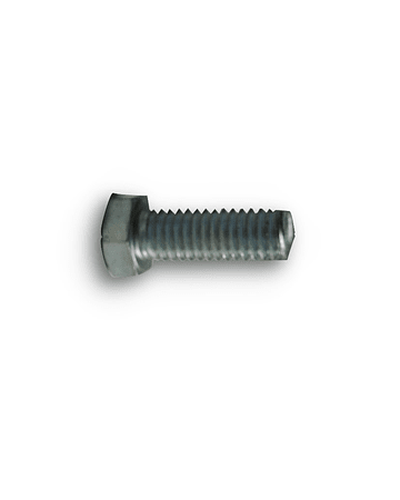 Hexagonal head screw galvanized