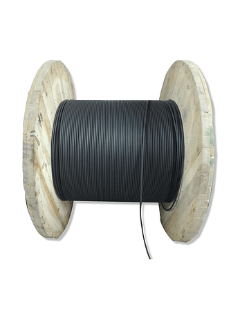 Carrete cable calibre 6 low-smoke