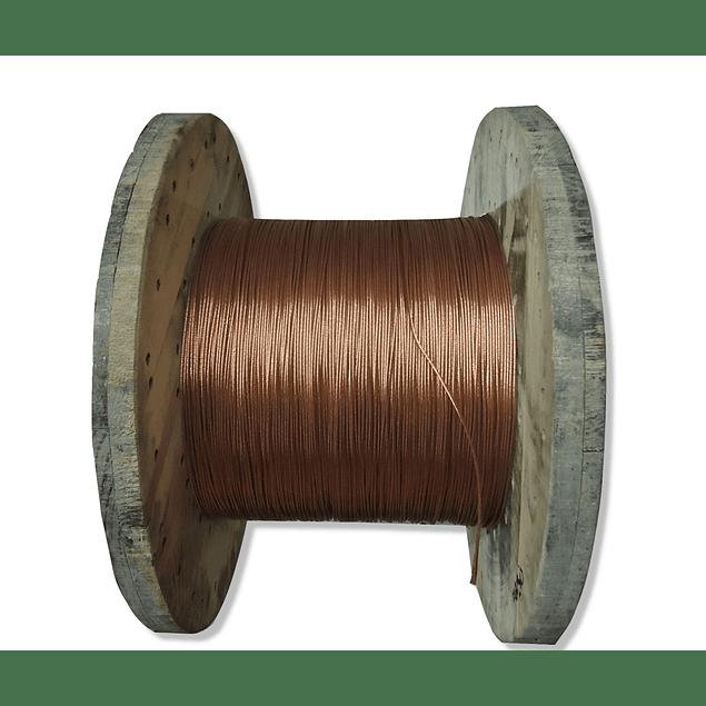Cable de cobre desnudo calibre 10