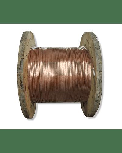 Cable de cobre desnudo calibre 2