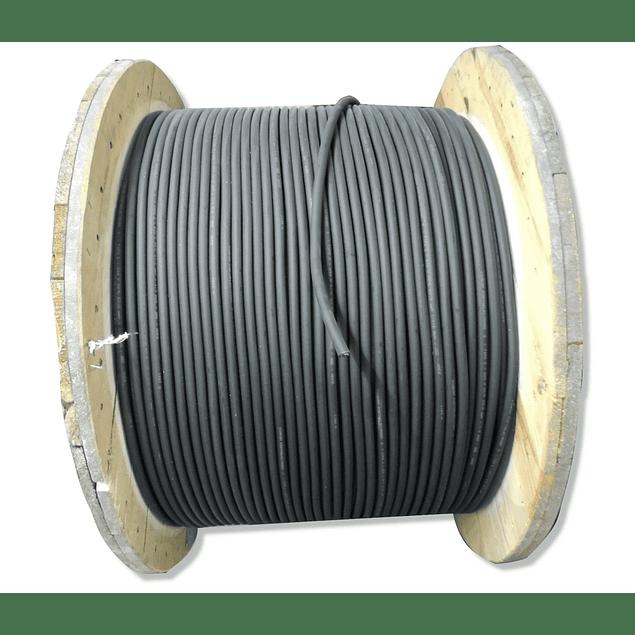 Carrete Cable Porta electrodo calibre 1/0 600V