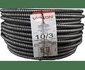 Cable Armorflex 3x10 (1H) tipo MC