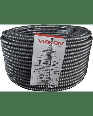 Cable Armorflex 2x14 (1H) Tipo MC