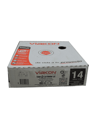 Cable box 14 gauge low smoke (100m)