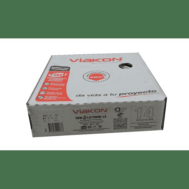 Caja cable calibre 14 low smoke (100m)