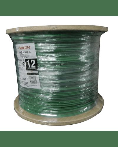 Cable calibre 12 thwls