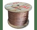 Cable de cobre desnudo calibre 4/0