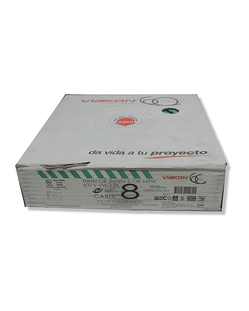 Cable Calibre 8 Thwn