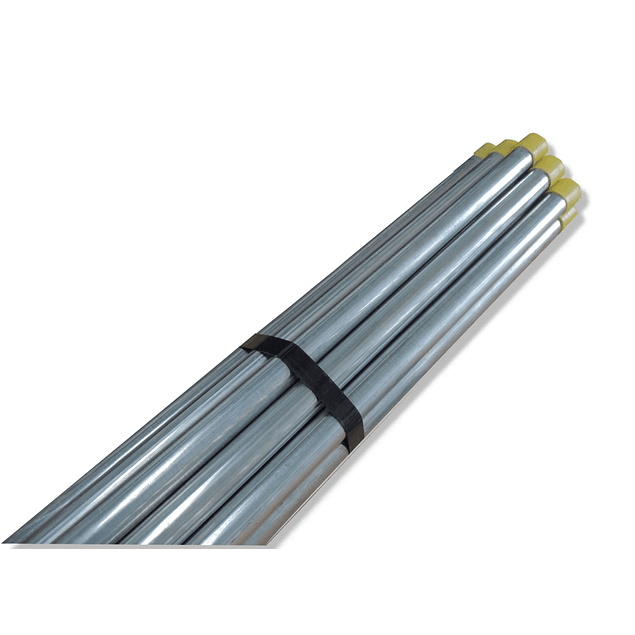 Tubo conduit pared gruesa con cople