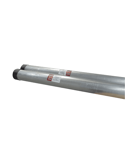 Conduit 40 conduit tube with coupling