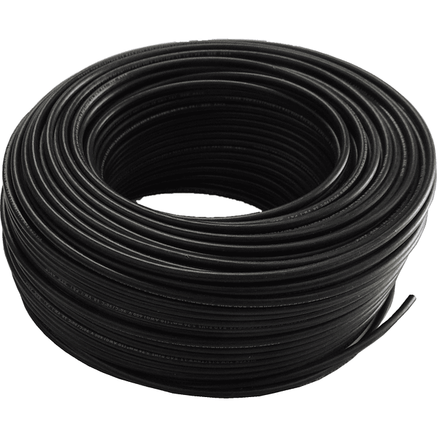 Carrete cable calibre 16 low-smoke