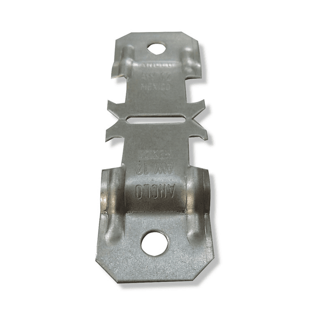 Abrazadera unicanal para tubo conduit