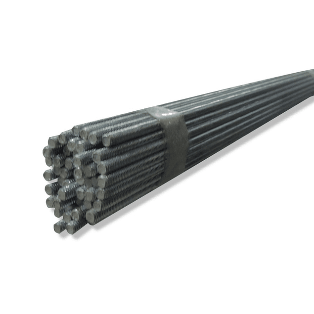 Threaded 3 meter rod