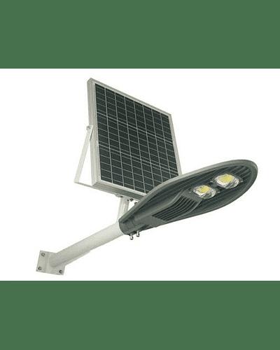 Solar LED road luminaire 100W