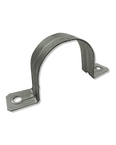Omega type clamp