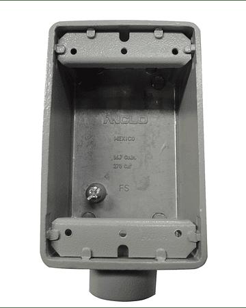 Caja FS tipo FS12
