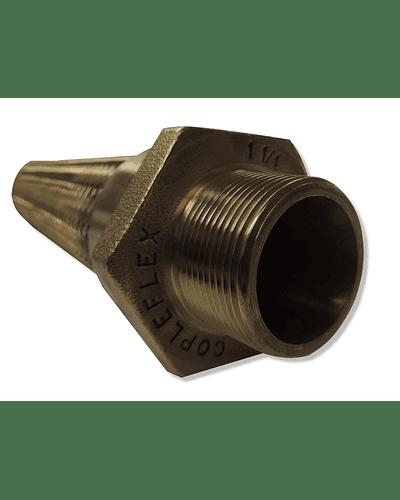 Coples flexibles para conexiones eléctricas en ambientes explosivos