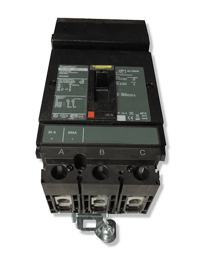 Thermo-magnetic switch for I-Line model HDA