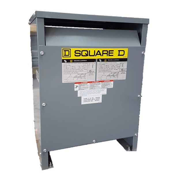 Transformador seco 440 V