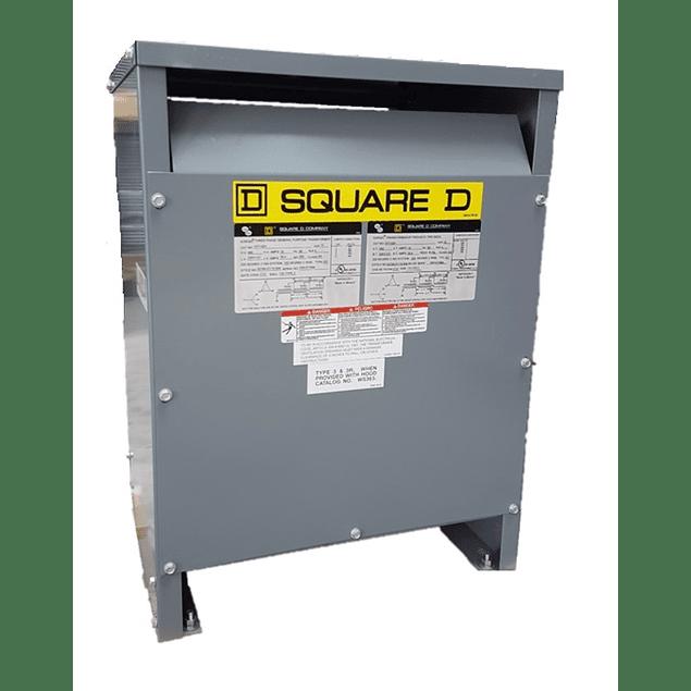 Transformador seco 480 V