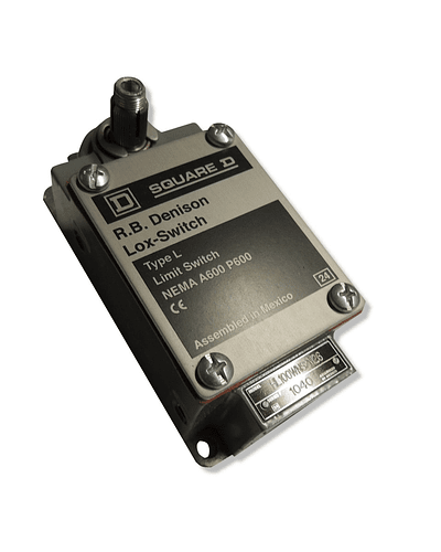 Interruptor limite modelo HL100WNS2M26