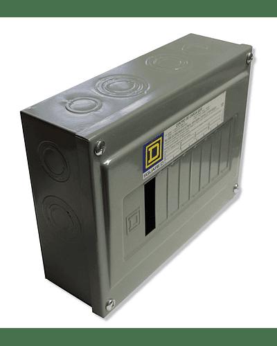 Centro de carga modelo QO612L100F