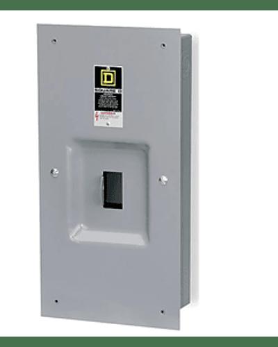 Centro de carga monofasico 1F 3H 2P 70A Z/PPAL