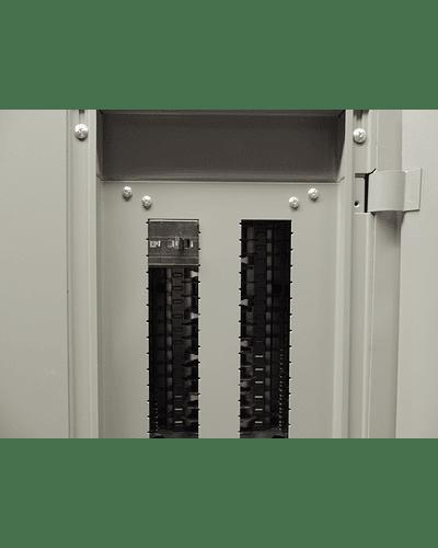 Tablero con interruptor principal tipo NQ