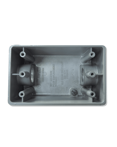 Caja rectangular Tipo FSC