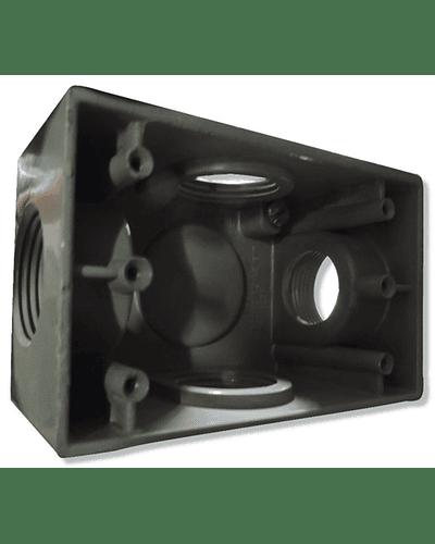 Caja cuadrada tipo FSX