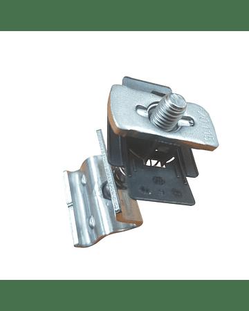 CrossRail EC Silver, SS UL2703 30- 50mm