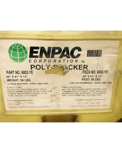 Poly-Stacker MCA. ENPAC Corporation