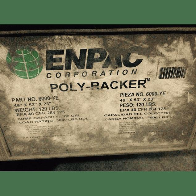 Poly-Racker MCA. ENPAC Corporation