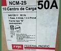 CENTRO DE CARGA NCM-2S MCA. FEDERAL PACIFIC