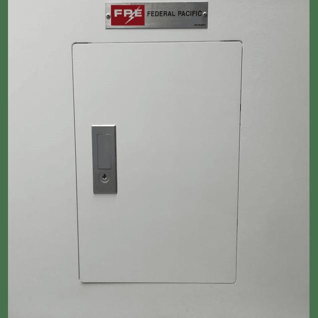 Tablero de alumbrado MOD. FQT12100LS MCA. FEDERAL PACIFIC
