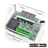Carcasa Acrilico W1209 Sensor de Temperatura
